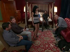 Fiance Spies on her Grooms Bachelor Party
