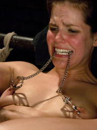 Bobbi Starr returns for her most intense Sex and Submission scene to date! She was very excited to..