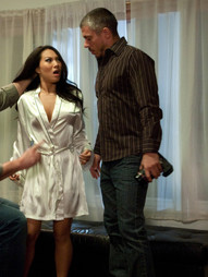 Asa Akira, the sexiest Asian in the adult porn industry, gets intense rough sex, hard bondage sex..