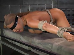 Ava Devine Gets Crammed Full
