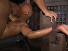 Nikki squirts her brains out