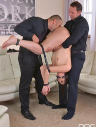 In today's roleplay, Nick Lang comes home from work, but instead of putting up his feet on a..