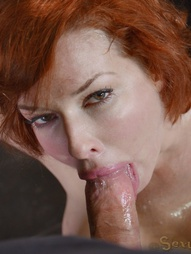 Big breasted redheaded sluts get the very best that we can offer. And Veronica Avluv deserves the..