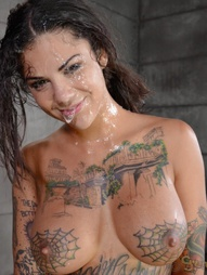 Tan and tattooed Bonnie Rotten won performer of the year, and rightfully so. She knocks every..