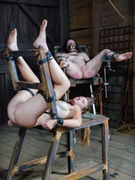 Previously on Bondage Is The New Black Channing and Vicks got a taste of what it's like to be..