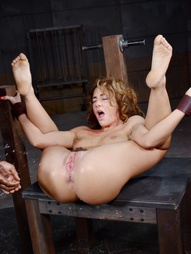 Savannah Fox is the stuff dreams are made of. Toned, curly red hair. perky natural tits and a..