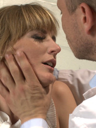 Mona Wales has an issue only Mr. Pete can fix. She seeks to submit to the roughest brutal orgasm..