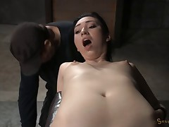Hot Newcomer Double Penetrated