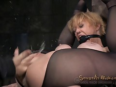 Squirting Anal Orgasms