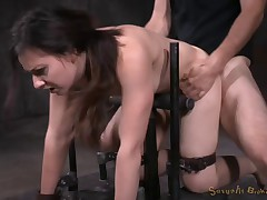 Girl Next Door Gets Double Fucked
