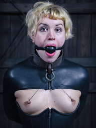 Elizabeth Thorn has been locked down all day by OT. She used to tease him when they were younger,..