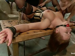 Slave Wife in Bondage
