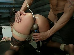 Punished Masseuse
