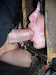 Juliette Black Gets Boxed