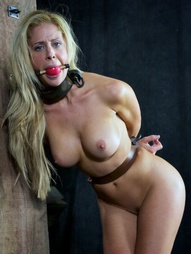 Cherie Deville is typical of the kind of attitude we get around here. We provided her with some..