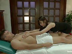 The Massage Parlor: Marica Hase