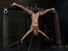 Bondage Legend Wenona, gets Skull Fucked
