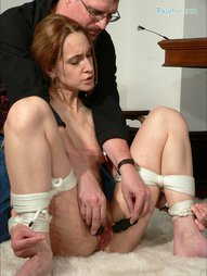 Karmen finds herself in the hands of a sadistic letch who torments her with his whip and his..