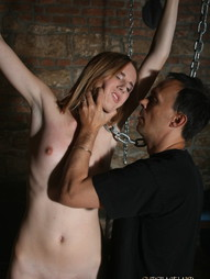 One of the harder movies in Subspaceland. She came to pick up her game, suffers from it, and..