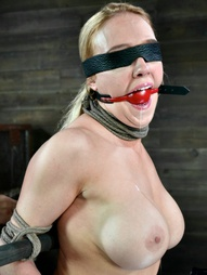 Another bondage legend was sexually broken a few days ago! Darling is the 2nd Bondage Legend that..