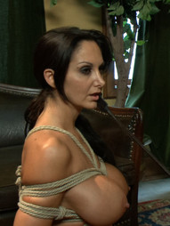 See the gorgeous MILF Ava Addams in her erotic BDSM role play debut at SexAndSubmission, where she..