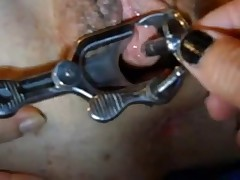 Female urethral play