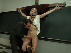 Bullies Get Fucked and Punished!