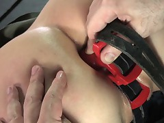 Sealed Shut Slut