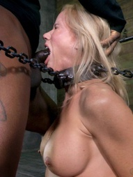 Simone Sonay is a out of control sexual beast with a sex drive that leaves most people in the..