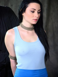 Veruca James is an alabaster skinned classic treasure. But behind those fine cheekbones and..