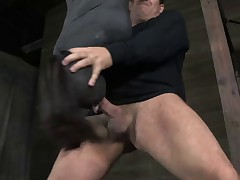 Hung In a Cock-oon