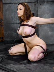 Chanel Preston is built to fuck. She is a high speed sexual athlete who runs on cock. She is a..