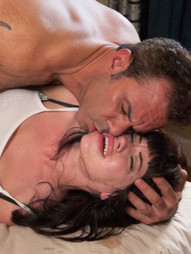 In this fantasy maledom role play, Belle Noire finds herself as a sexual submissive to her stepdad..