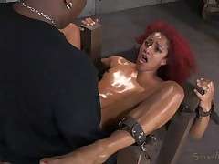 Bound and Fucked Hard