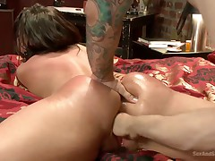 Gracie Glam's Sexual Submission